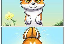 Ichabod The Optimistic Canine (づ ̄ ³ ̄)づ