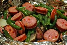 Camping Recipes / cooking ideas when camping