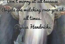 Alyssa Hendricks quotes...she is 9 Years old