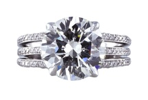 Diamonds / A Girl's Best Friend. They Last Forever.   Shreve, Crump & Low has a stunning collection of diamond jewelery. Don't see something you like? We carry loose diamonds as well! Copy & paste the following link and choose a diamond to create the piece of your dreams! http://ch.shrevecrumpandlow.com/list.php?product_type_id=26&product_type=Loose%20Diamonds / by Shreve, Crump & Low