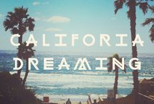 Cali dreams / by Michelle Marvar