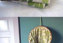 Clothes pin bags