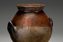 african ethnic pottery
