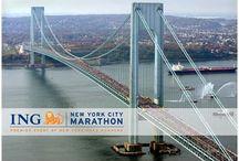 Marathons/Half Marathons on my bucket list / by Sarah Strang