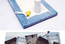 recyclage jeans
