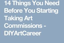 Re: Art career