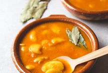 Spanish Recipes (Vegetarian Food)