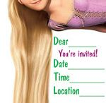 Rapunzel birthday party