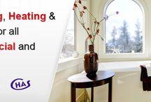 Sargeant & Son ~ Plumbing, Heating & Electrical Contractors