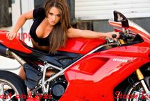 sexi with motorcycles