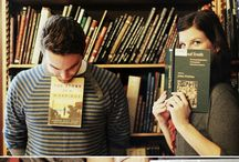 Book & Library Love / Stories, ideas and places about/for library and book lovers everywhere!