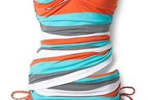 Fun and chic swimsuits / Best swimsuits for your shape