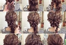 Hairstyle for Gala