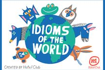 """Idioms from around the world / """"I see black for you!"""" (German)  """"To feed the donkey sponge cake."""" (Portuguese)  & other funny or interesting idioms from around the world literally translated"""