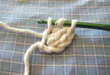 Crochet tips & patterns