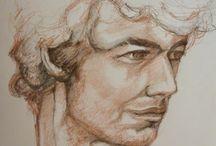 My artworks: drawings