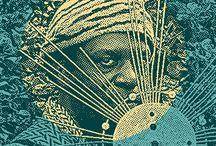 afrofuturismo / Referências de imagens do afrofuturismo