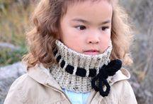 bufandas de bebé