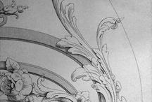 Art of Ornamentation / vintage ornamentation
