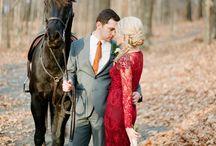 Valentine's Day wedding inspiration