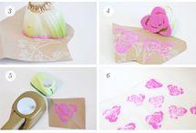 Project: Gift wrap / by Esme Ramirez