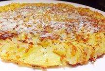 Batatas rosti facil