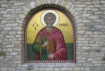 Holy Monastery of Saint Minas, Vavla - Mountainous Larnaca