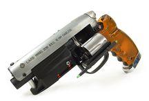 Deckard's gun 'n' stuff