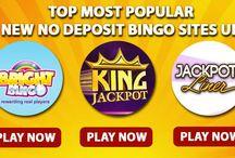 No Deposit Bingo Sites UK