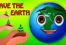 Earth day/Ziua Pământului