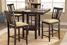 Time to Dine / We carry everything you need to make your dining space the perfect space for all your dining needs from family meals to formal dinner parties.   / by American Furniture Warehouse