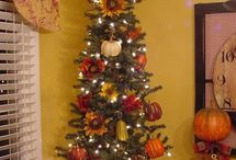 fall decorating / by Brenda Tanner