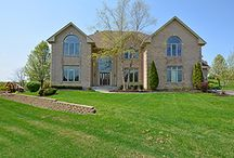 SOLD - 21705 Mockingbird Ct. - Kildeer, IL. 60047 / $719,500 - Luxurious cul-de-sac home on a half-acre of professionally landscaped lot with beautiful nature views. This home exudes elegance with attention to detail and high end custom finishes. First floor has hardwood floors & volume ceilings throughout, large Palladian windows & decorative Roman columns.  Loaded with amenities!