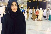 cute muslim girls