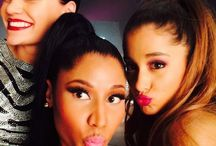 Nicki Minaj, Ariana Grande y Jessie J se presentan en los MTV Video Music Awards 2014