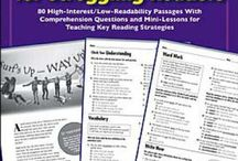 Middle School reading comprehension