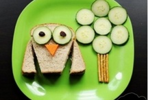 Kid-Friendly Meals and Snacks