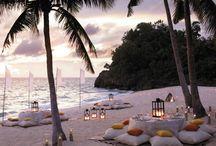 Beach Restaurants