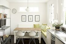 small spaces / by Heather Buras