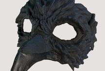 Raven masks
