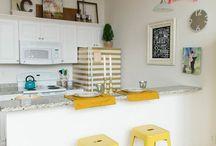 Decoração cozinha / decoração e ideias para fazer na cozinha