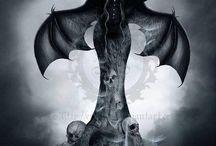 karakalem gothic