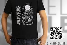 Signs & Symbols Shirts by sixnineline style / sixnineline style Berlin | Clothing Design - T-Shirts, Hoodies, Polo-Shirts, Pullover, Girlie-Shirts, Bags ........