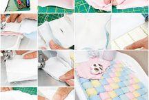 Bubble quilts