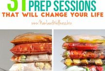 Meal Prepping and Planning! / Meal prepping and meal planning are essential to saving money and time. Check out these pins on making meal prepping and meal planning simple and easy.