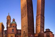 Bologna and surroundings, Italy