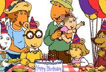 Arthur Themed Party