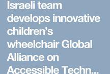 Accessibility wheel chair