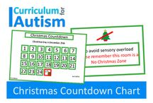 Christmas Activities & Resources for students with Autism / Christmas SLP, OT, Motor Skills, Sensory, Educational & Craft activities for kids and young people with autism and special needs, at school or home.