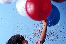 Kids 4th of July Party / Are you throwing a Kids 4th of July Party? How fun! We've pinned all kinds of ideas from the party food and decorations to games and favors. Have fun browsing through and getting some fun ideas.